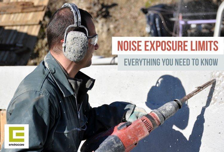 Noise Exposure Limits Web