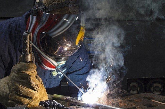Mild Steel Welding Fume
